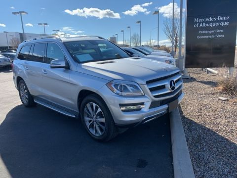 Certified Pre-Owned 2016 Mercedes-Benz GL 450 4MATIC® SUV