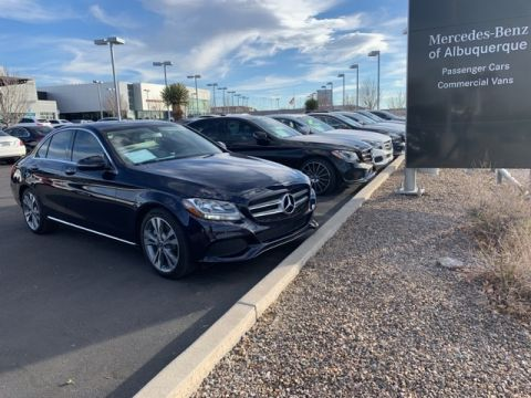 Certified Pre-Owned 2018 Mercedes-Benz C 300 RWD SEDAN