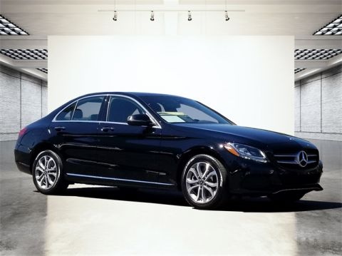 Certified Pre-Owned 2018 Mercedes-Benz C 300 4MATIC® SEDAN
