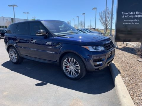 Pre-Owned 2016 Land Rover Range Rover Sport 5.0L V8 Supercharged Dynamic 4WD