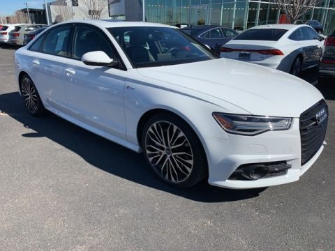 Pre-Owned 2018 Audi A6 3.0T Prestige quattro 4D Sedan