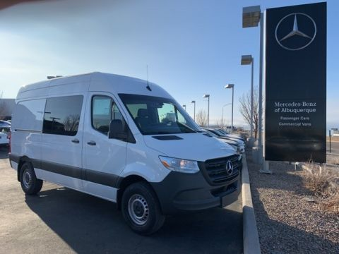 New 2019 Mercedes-Benz Sprinter 2500 Crew Van RWD CREW VAN