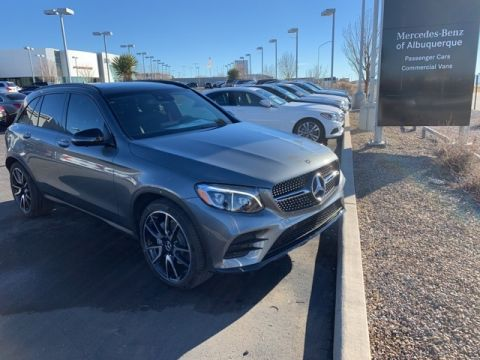 New 2019 Mercedes-Benz GLC 43 AMG® 4MATIC® 4D Sport Utility
