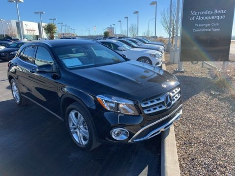 Certified Pre-Owned 2019 Mercedes-Benz GLA 250 4MATIC® SUV