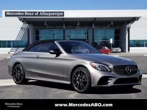 New 2019 Mercedes-Benz C 300 4MATIC® 2D Convertible