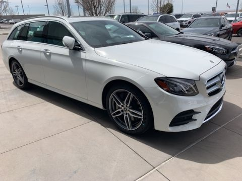 New 2019 Mercedes-Benz E 450 4MATIC® 4D Wagon