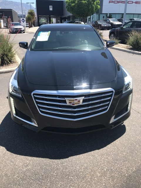 Pre-Owned 2017 Cadillac CTS 3.6L Luxury