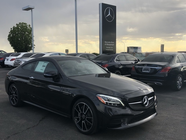 New 2020 Mercedes Benz C 300 4matic Coupe