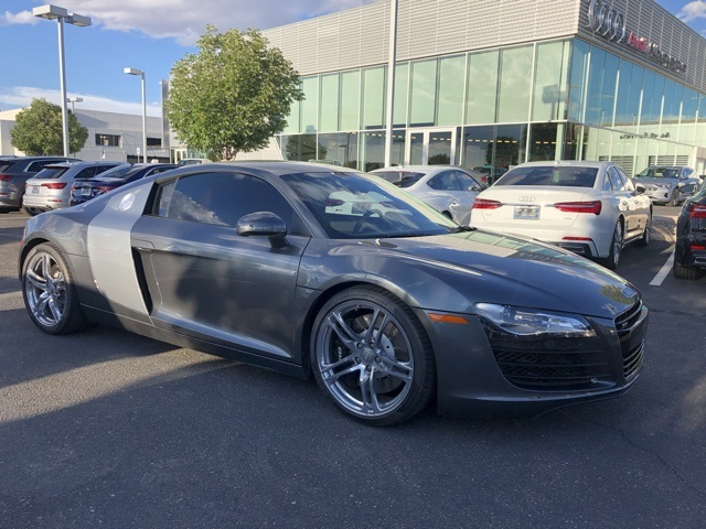 Pre-Owned 2009 Audi R8 4.2