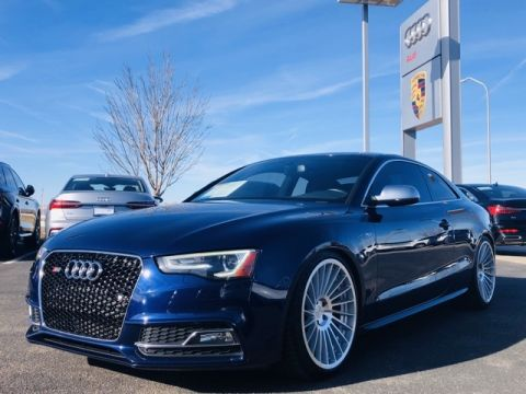 Pre-Owned 2013 Audi S5 3.0T Premium Plus