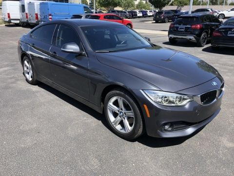 Pre-Owned 2015 BMW 4 Series 428i xDrive Gran Coupe