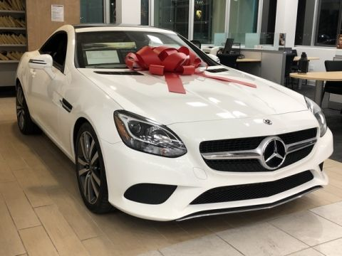Certified Pre-Owned 2018 Mercedes-Benz SLC SLC 300